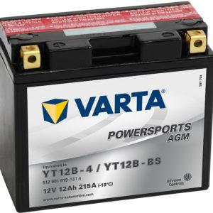 VARTA AGM YT12B-4 YT12B-BS 512901019