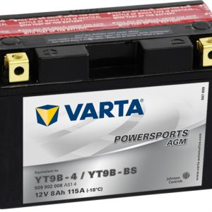 VARTA AGM YT9B-4 YT9B-BS 509902008