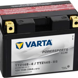 VARTA AGM YTZ14S YTZ14-BS 511902023