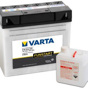 VARTA Freshpack 12N20AH BMW 518014015