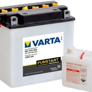 VARTA Freshpack 12N7-4A 507013004