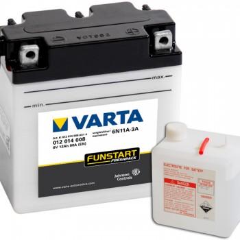 VARTA Freshpack 6V 6N11A-3A 012014008