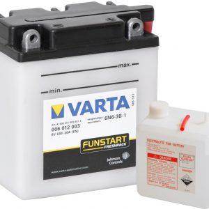 VARTA Freshpack 6V 6N6-3B-1 006012003