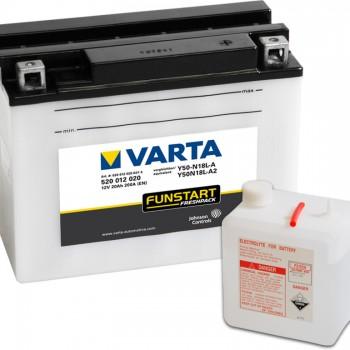 VARTA Freshpack Y50-N18L-A A2 520012020