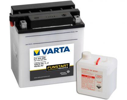 VARTA Freshpack YB10L-A2 511012009