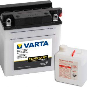 VARTA Freshpack YB10L-B 511013009