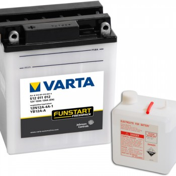 VARTA Freshpack YB12A-A 512011012