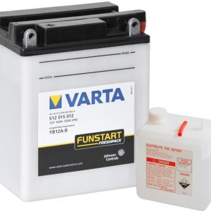 VARTA Freshpack YB12A-B 512015012