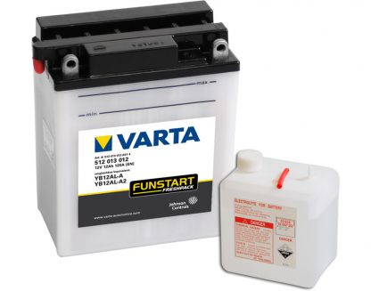 VARTA Freshpack YB12AL-A A2 512013012