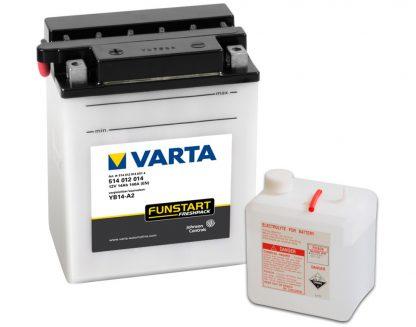 VARTA Freshpack YB14-A2 B2 514012014