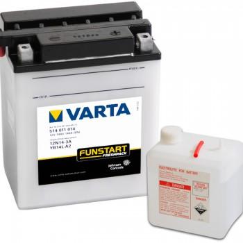 VARTA Freshpack YB14L-A2 514011014