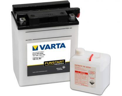 VARTA Freshpack YB14L-B2 514013014
