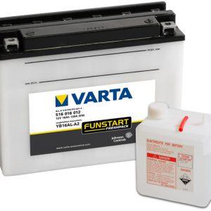 VARTA Freshpack YB16AL-A2 516016012