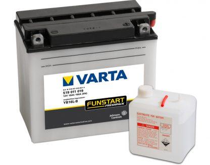 VARTA Freshpack YB16L-B 519011019