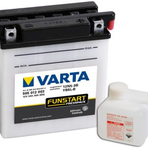 VARTA Freshpack YB5L-B 505012003