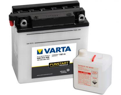VARTA Freshpack YB7-A 508013008