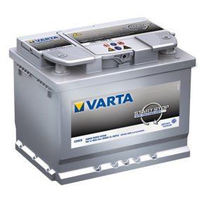 Varta Start-Stop 560500056 D53 60 Ah