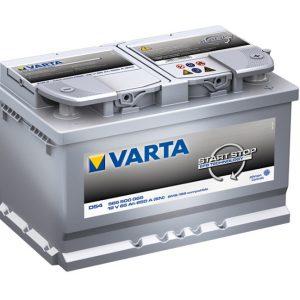 Varta Start-Stop 565500065 D54 65 Ah