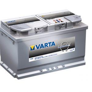 Varta Start-Stop 580500073 F22 80 Ah